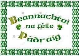Beannachtaí na Féile oraibh ó Scoil Eoin